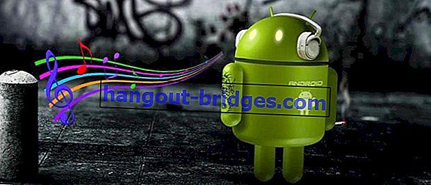 Suka Main Muzik? Cubalah 5 Aplikasi Muzik Terbaik untuk Android