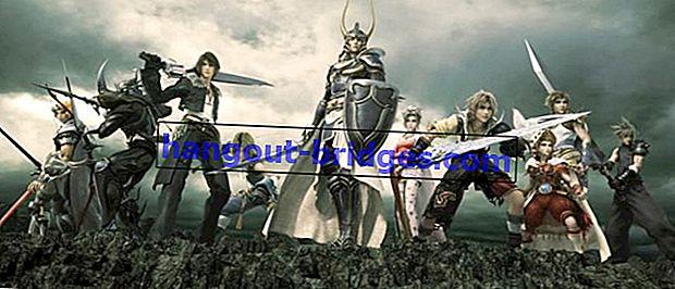5 Final Fantasy Games ที่คุณสามารถเล่นได้ฟรีบน Android