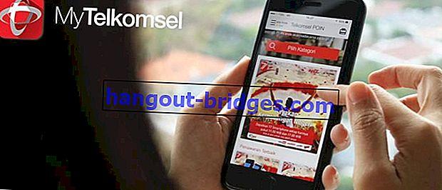 6 Sebab Mengapa Anda Mesti Menggunakan Telkomsel Saya