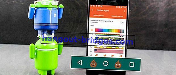 Cara Mengubah Butang Navigasi Android Tanpa Root
