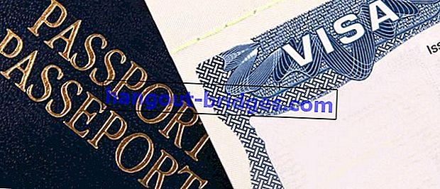 Dedahkan! Inilah Perbezaan Sebenar antara Pasport dan Visa