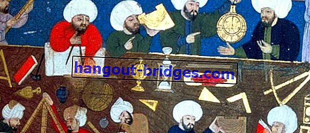 Orang Islam yang bangga! 7 Saintis Muslim Terhebat di Dunia