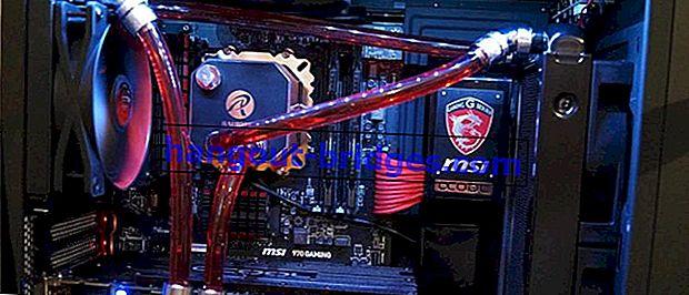 Crazy RAM 3TB, Spesifikasi PC Paling Canggih di Dunia! Untuk Permainan?