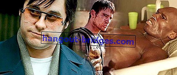 Nyesek! 7 Pelakon Bersedia Menderita Filem Gagal & Tidak Terkenal