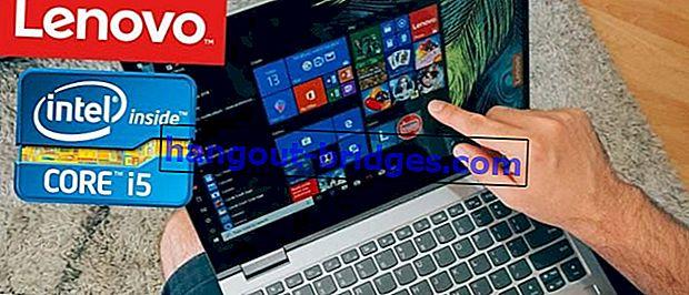 7 Laptop Lenovo Core i5 Terbaik pada 2020, Bagus Tidak Perlu Mahal!