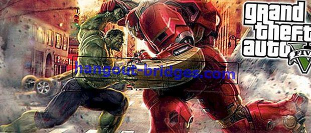 Boleh jadi Spider-Man! 5 Mod Superhero Untuk Permainan GTA 5 ini