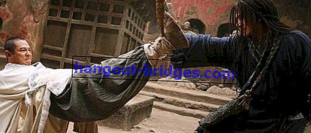 10 meilleurs films de Kungfu pleins d'action et de combats incroyables!