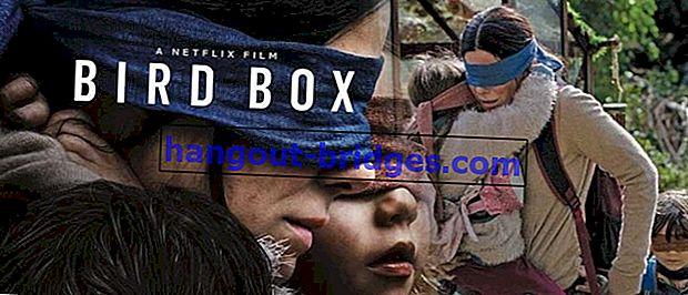 Tonton Filem Kotak Burung (2018) | Ketika Penglihatan Adalah Tabu