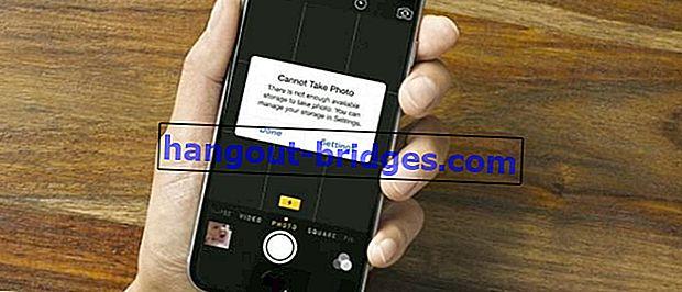 フルメモリ?これが16GBのiPhoneの内部メモリを節約する方法です