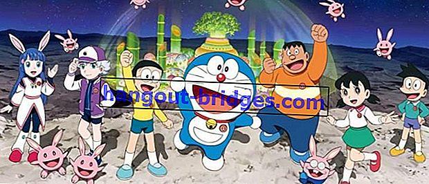Liste des films Doraemon les plus récents et les plus complets, ne vous contentez pas de moi!