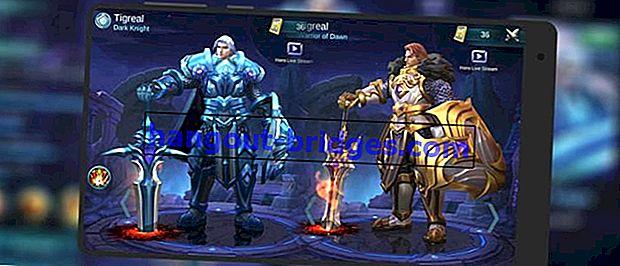 Guide Tigreal Mobile Legends: sucez et poussez votre ennemi à mort