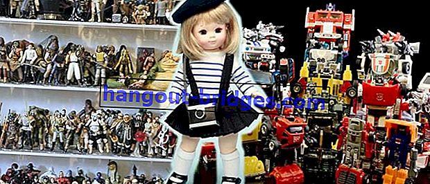 10 figurines et poupées les plus chères de tous les temps, non. 2 Luxe!