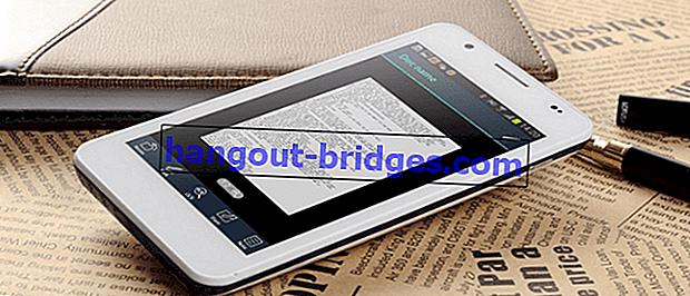 Cara Mengimbas Dokumen di Android Supaya Anda Tidak Ganggu Menyalin Lagi!