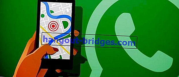 Cara Mengesan Orang Yang Menghantar Lokasi Palsu di WhatsApp
