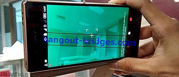 Bagaimana mengetahui lokasi kamera pengawasan CCTV dengan telefon Android