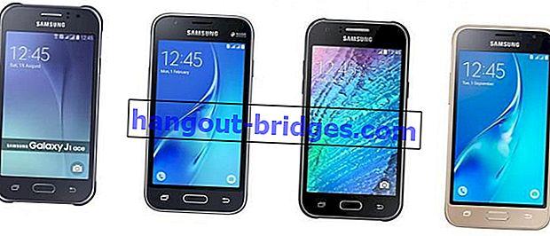 Cara Mudah untuk Root Samsung Galaxy J1 (Semua Versi)
