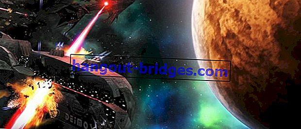 10 meilleurs jeux spatiaux 2017 auxquels vous devez jouer