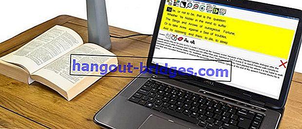 วิธีง่าย ๆ ในการคัดลอกวางเนื้อหาของหนังสือที่พิมพ์ลงในข้อความบนคอมพิวเตอร์