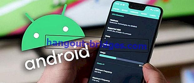 RASMI! Ini adalah nama Android Q dan koleksi ciri dan kelebihan