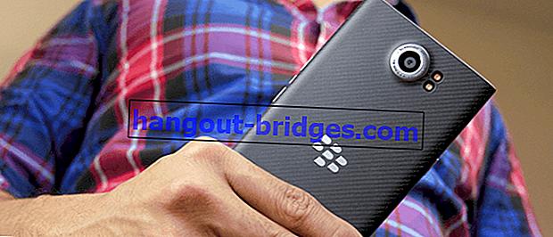 Cara Menikmati Paparan Priv BlackBerry pada Android Anda