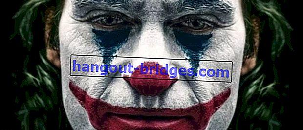 30 Wallpaper Resolusi Tinggi Joker Terbaik | 4K, HD Penuh, Desktop, Mudah Alih