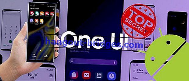 7 Ciri Tersembunyi pada Telefon bimbit Samsung, Bolehkah Mod Gelap Auto?