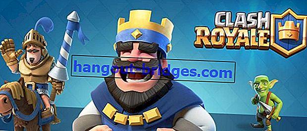 Comment faire Clan Clash Royale sur Android et iOS