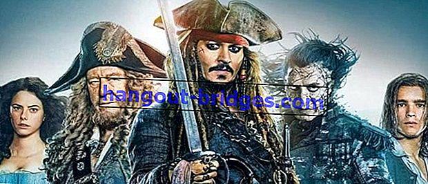 신나는 모험으로 가득 찬 7 가지 최고의 해적 영화!