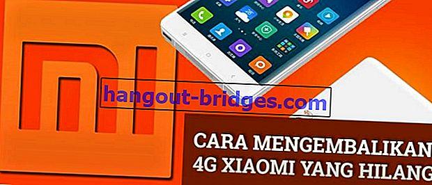 3 Kaedah Berkesan untuk Memulihkan Xiaomi 4G yang Hilang