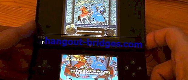 Cara Mudah untuk Memainkan Permainan Nitendo DS pada Telefon Pintar Android