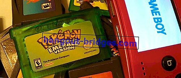 5 dari Game Boy Advance (GBA) Game Terbaik dan Paling Menarik
