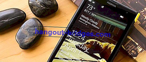 Cara mudah untuk memecahkan aplikasi penguncian pada Android