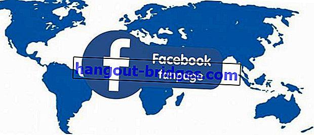 5 Facebook Facebook Fanpage Cool and Cool che rende rumoroso tutto il giorno
