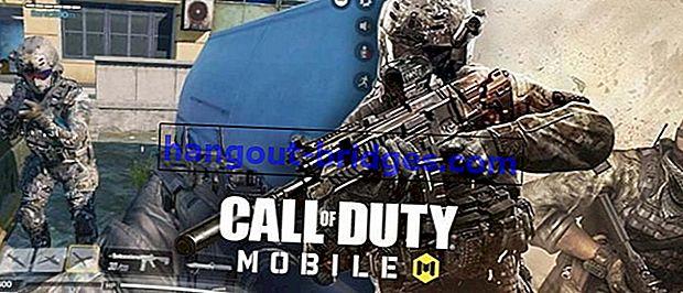 7 Fakta Permainan Call of Duty: Mobile, PUBG Mobile Tiada apa-apa?