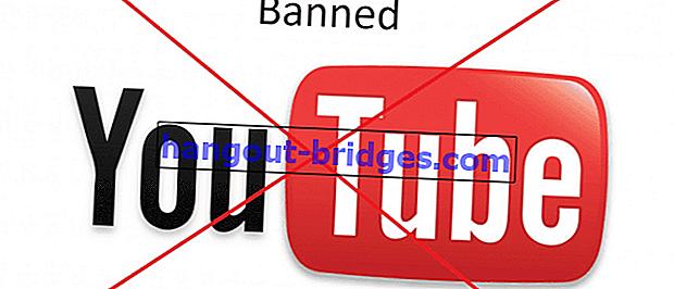 Akaun YouTube Diharamkan? Oleh itu Elakkan 5 Perkara Ini