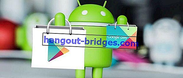 10 Fakta Android WOW Paling Pasti Tidak Anda Ketahui!