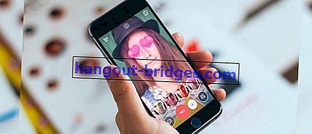 Cara Mudah Menyimpan Video Snapchat di Telefon Pintar Anda