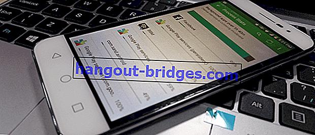 Petua untuk Memantau Penggunaan Android Seperti Pengguna Pakar
