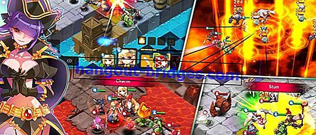 5 Permainan RPG Strategi Terbaik untuk Android