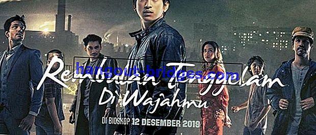 Tonton Filem Bulan Tenggelam di Wajah Anda (2019) | Dilantik dari Novel terlaris!