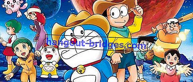 50 Wallpaper Doraemon Terbaik dan Terkini untuk Telefon bimbit dan PC
