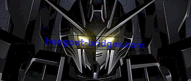 60 Fonds d'écran Gundam HD 2019 (Wing, Unicorn, Seed, etc.)