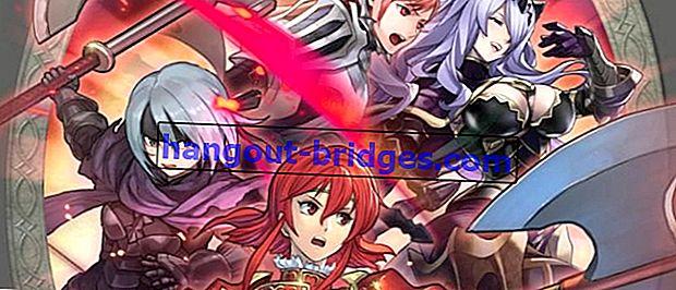 5 Permainan RPG Jepun Terbaik di Android yang Perlu Anda Cuba