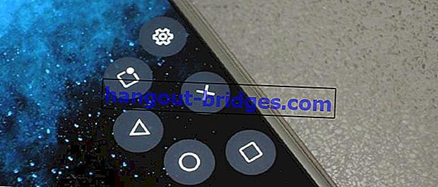 Tidak rumit! Ini adalah Cara Memasang Quick Ball ala Xiaomi Mobile di Semua Android