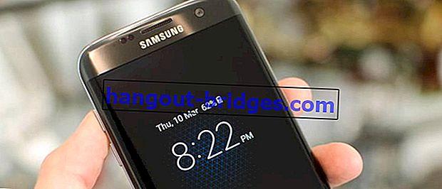 Cara Membuat Android Anda Canggih seperti Galaxy Note 7
