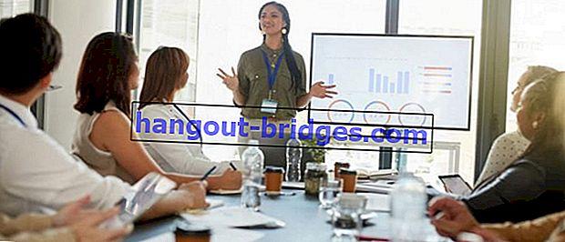 10 Aplikasi Presentasi Selain PowerPoint Gratis, Online & Offline
