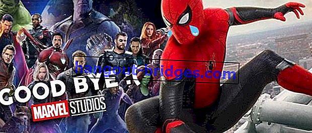 Pesanan Filem Marvel Cinematic Universe Terkini | Spider-Man Di Mana Anda Mengambilnya?