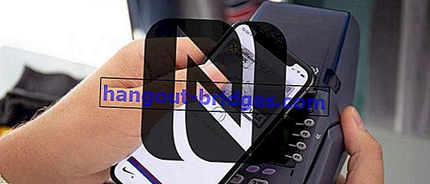 Apakah NFC pada telefon bimbit? Penjelasan dan Fungsi Lengkap Ini!