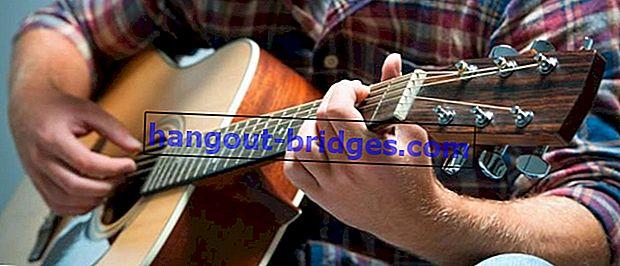 12 Aplikasi Stem Gitar Android & PC Terbaik 2020, Mainkan Gitar Anti-Fals!