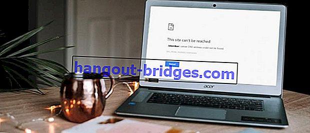 5 Cara Mengatasi Laman web ini Tidak Dapat Dihubungi di Chrome
